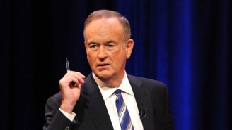 Bill O'Reilly Reportedly Tried To Get Hired By Far-Right Empire Sinclair Broadcasting, But Was Turned Down