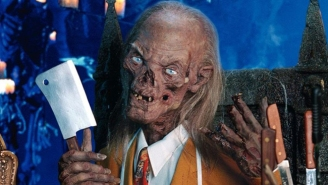 The 'Forrest Gump' Connection And Other 'Tales From The Crypt' Facts