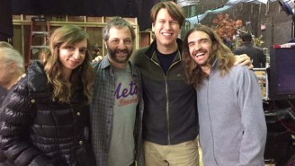 Judd Apatow And Pete Holmes Will Delight The Slackers With A Couch-Surfing HBO Comedy