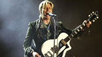 David Bowie's Legendary Headlining Appearance At Glastonbury Will Be Released For The First Time