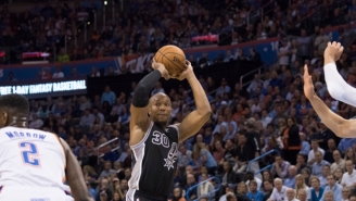 How David West's Thin Scouting Report Sums Up Some Of San Antonio's Success