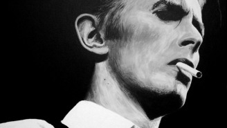 This David Bowie Fan Art Is A Testament To His Impact On His Fans