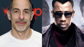 David Goyer: I never spoke to Wesley Snipes again after nightmarish 'Blade 3' shoot