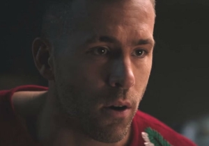 Ryan Reynolds Shows Off His Best Side In The First Official 'Deadpool' Clip