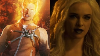 Deathstorm and Killer Frost are coming to 'The Flash'