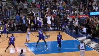 Deron Williams' Buzzer-Beating Triple Gives The Mavericks A Wild Win Over The Kings
