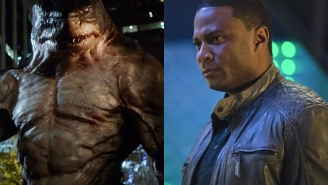 Diggle from 'Arrow' will fight King Shark on 'The Flash'