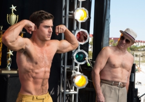 You Can Now Buy Zac Efron's Jock Strap In A Totally Unnecessary 'Dirty Grandpa' Auction