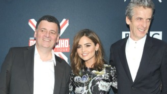 Steven Moffat's Time On 'Doctor Who' Is Coming To An End And You're Not Getting New Episodes For A Long Time
