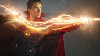 Marvel Releases Intriguing 'Doctor Strange' Photos And Concept Art