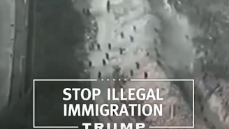 The Mexican Border Depicted In Donald Trump's First Campaign Ad Is Actually Morocco