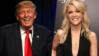 Donald Trump Drops Out Of The Fox News GOP Debate Because Of 'Third-Rate' Megyn Kelly