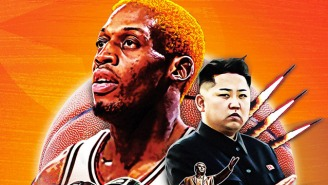 In Praise Of: 'Dennis Rodman's Big Bang In Pyongyang'