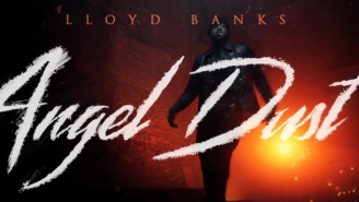 "Lloyd Banks Releases A Dark Visual For ""Angel Dust"""