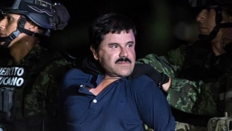 El Chapo Nearly Evaded Arrest Again, According To Dramatic New Footage Of The Raid