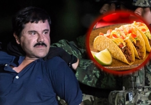 The Final Piece That Led To El Chapo's Capture Ended Up Being A Massive Order Of Tacos