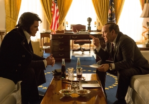 'Elvis & Nixon' Uses A Famous Footnote To Explore How Fame Distorts Reality