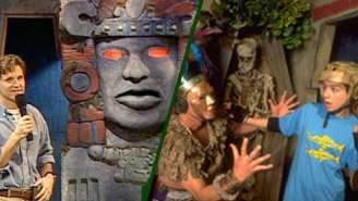 Go Inside The Secrets Of Nickelodeon's Classic Game Show 'Legends Of The Hidden Temple'