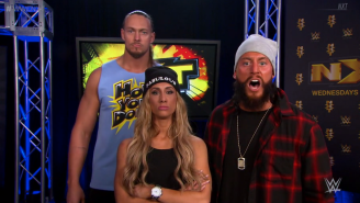 NXT's Enzo Amore And Big Cass Got Predictably Loud At Aftershock