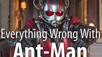 Buckle up because everything wrong with 'Ant-Man' is gonna take a while