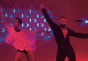 Oscar Isaac's Dancing In 'Ex Machina' Makes Every Song Better
