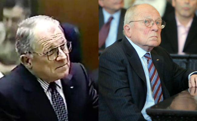 f. lee bailey then and now