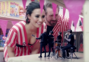 Watch NSYNC's 'It Gonna Be Me' Video Get Re-Imagined By Demi Lovato And Fall Out Boy