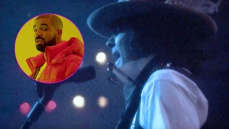 Jimmy Fallon Turns 'Hotline Bling' Into A Bob Dylan Cover And It Totally Works