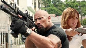 Are Eva Mendes And The Rock Getting Their Own 'Fast And Furious' Spinoffs?