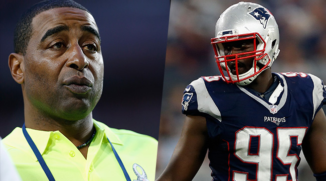 cris carter chandler jones
