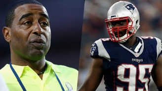 Cris Carter Puts Out A Wild Theory That Chandler Jones Smoked PCP
