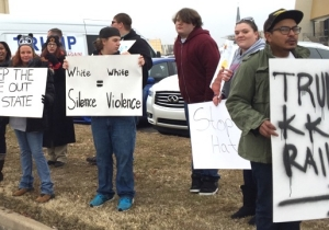 What We Saw And Heard When We Attended The Trump/Palin Rally In Tulsa