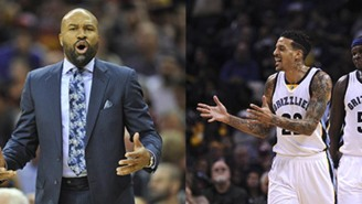 Matt Barnes On Derek Fisher: 'When I'm Retired, Him And I Will Cross Paths Again'