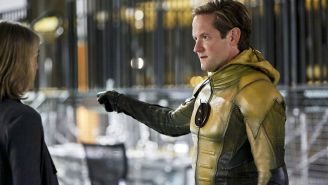 Review: Reverse-Flash's return raises lots of questions about time travel