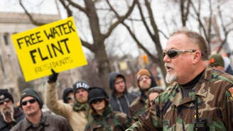 Flint's Water Is Still So Contaminated That Lead Filters Won't Make A Dent