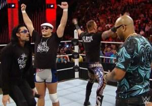 Flo Rida Lost A Rap Battle To Bo Dallas On WWE Raw