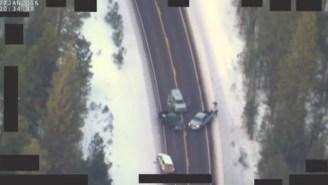 The FBI Releases Unedited Footage Of The Oregon Militia Arrests