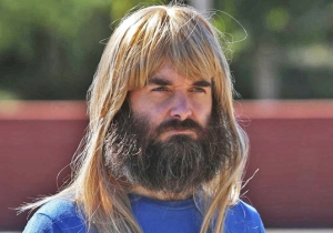 Will Forte Caused Quite A Scene With His New Half-Shaved Head Look