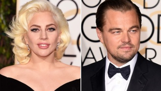 Did Leonardo DiCaprio Apologize To Lady Gaga After The Golden Globes?
