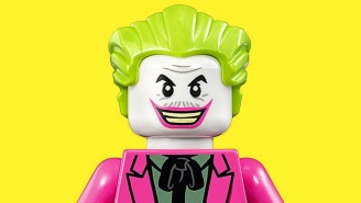 The New 'Batman '66' LEGO Set Includes The Joker's Mustache And So Many Other Amazing Details
