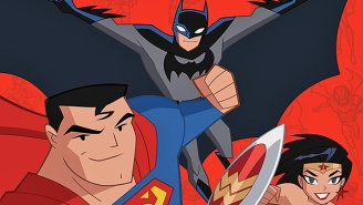'Justice League' Returns To Cartoon Network, With Kevin Conroy As Batman And Mark Hamill As Joker