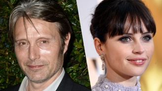Mads Mikkelsen Confirms His Close Connection To Felicity Jones' Jyn Erso In 'Star Wars: Rogue One'