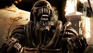 Watch Leatherface And An Alien Xenomorph Wreak Bloody Havoc In 'Mortal Kombat X'