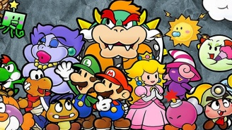 A New HD 'Paper Mario' Game For Wii U Is Rumored To Be On The Drawing Board
