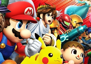 A New 'Smash Bros.' Is Rumored To Be In The Works, And Could Be A Nintendo NX Launch Title