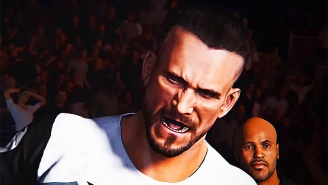 CM Punk Responded To Fans Upset Over His 'EA Sports UFC 2' Rating With Trademark Grace And Tact