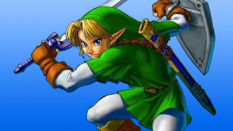 Amazing Blind Gamer Beat 'The Legend Of Zelda: Ocarina Of Time' After Five Years Of Trying