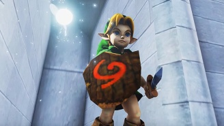 'The Legend Of Zelda: Ocarina Of Time' Looks Suitably Epic Recreated In Unreal Engine 4
