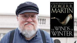George R.R. Martin Tells Us Not To Expect Happiness In 'Winds of Winter,' Names The Series' Best Fighters
