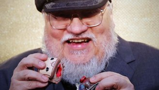 Everyone shut up, math proves George R.R. Martin's 'Game of Thrones' is on schedule